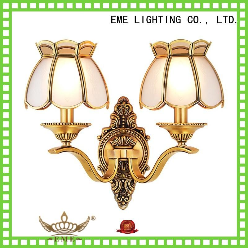 decorative wall sconces america style for restaurant EME LIGHTING