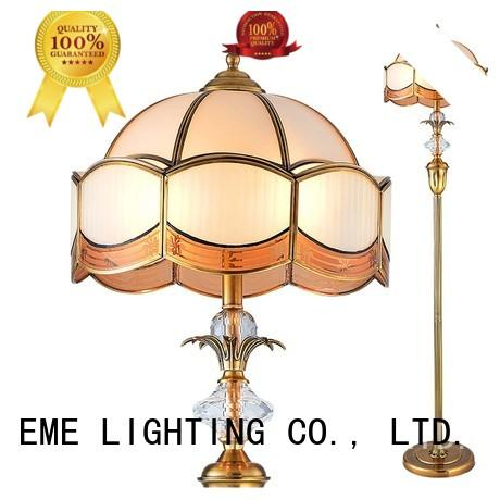 EME LIGHTING square modern floor standing lamps Chinese style for bedroom