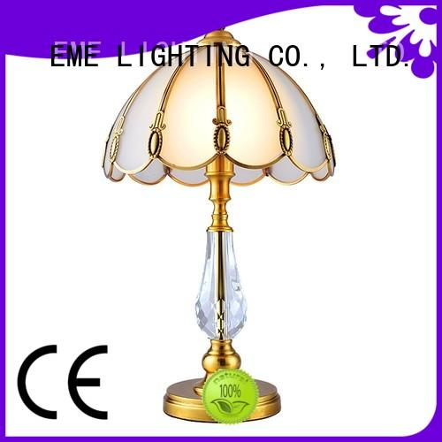 Hot chrome and glass table lamps design EME LIGHTING Brand