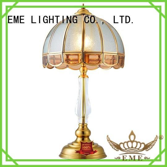 EME LIGHTING retro elegant table lamp vintage for bedroom