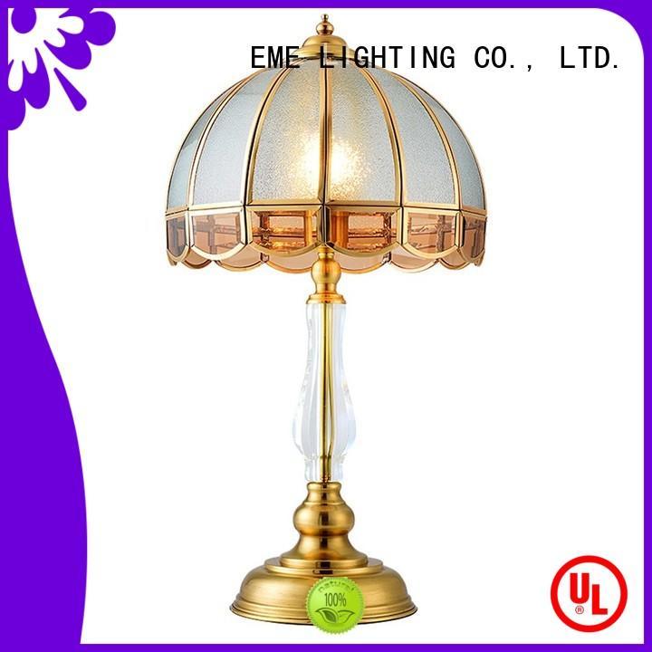 european vintage retro OEM western table lamps EME LIGHTING