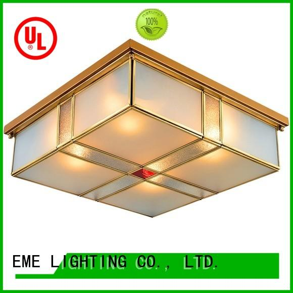 high-end crystal ceiling lights modern for dining room EME LIGHTING