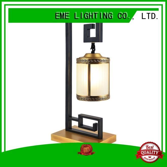 Hot oriental table lamps hotel EME LIGHTING Brand