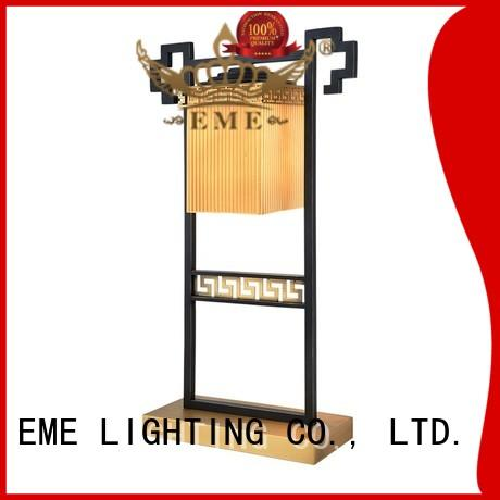 EME LIGHTING Brand tiffany oriental table lamps gold factory