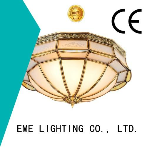Wholesale highend ceiling lights online round EME LIGHTING Brand