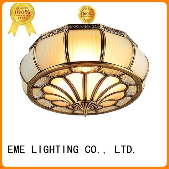 Quality EME LIGHTING Brand custom brass ceiling lights