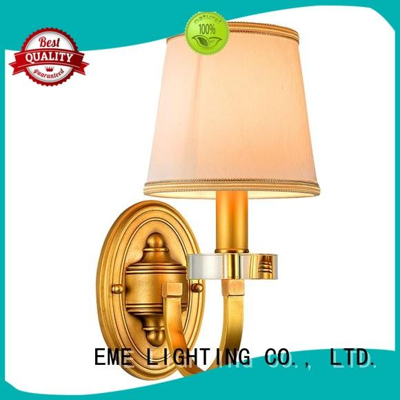 traditional european front dining room wall sconces EME LIGHTING Brand