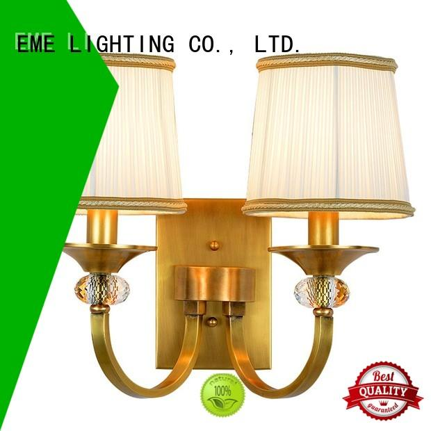 EME lamp EME LIGHTING Brand gold wall sconces