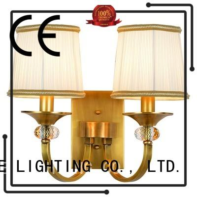 EME LIGHTING Brand brass style sconces custom dining room wall sconces