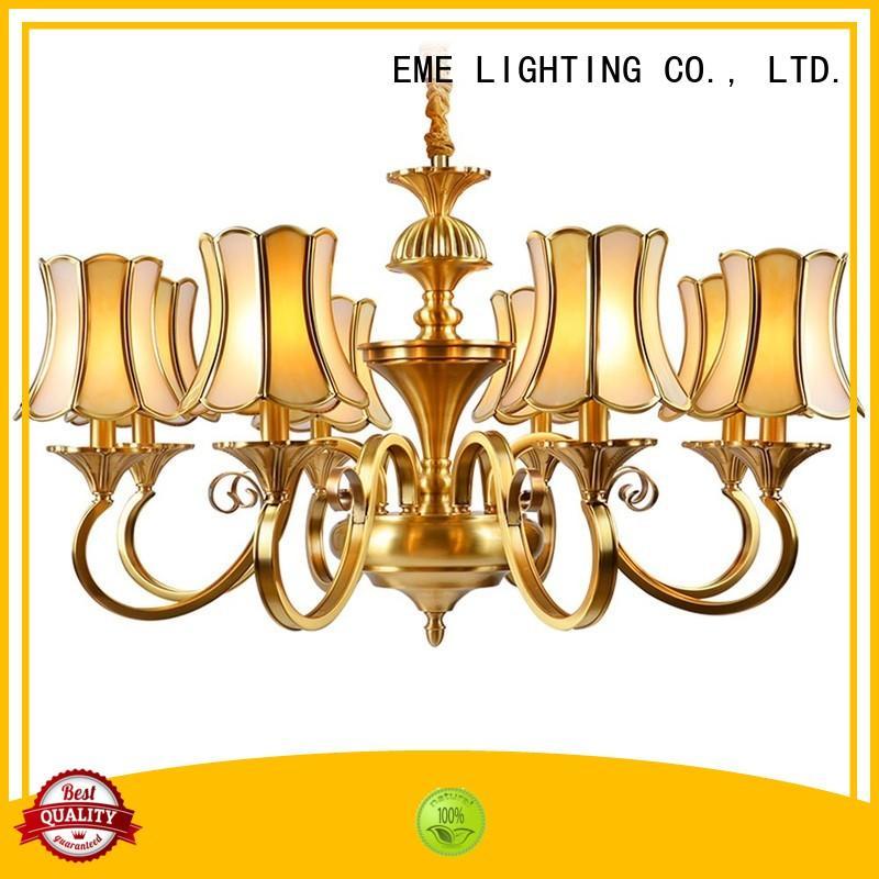 decorative chandeliers tiffany glass murano EME LIGHTING Brand