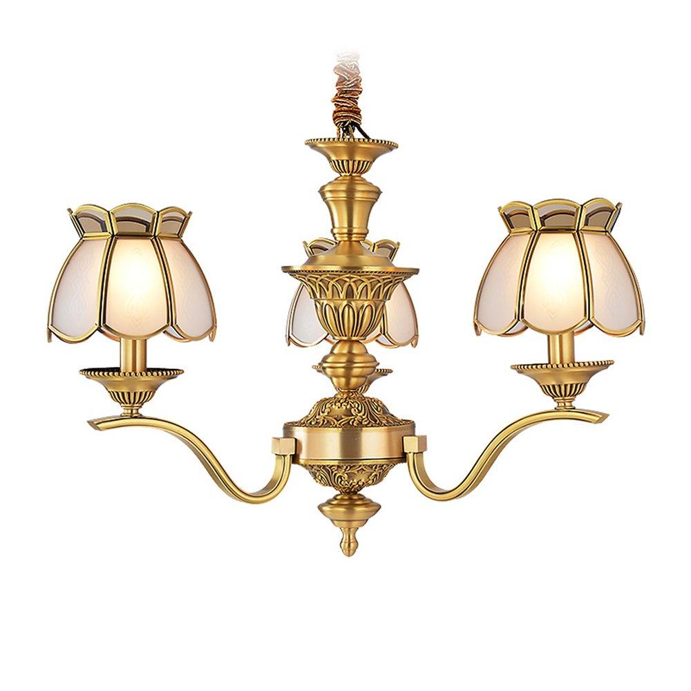 EME LIGHTING European Style Chandelier (EAD-14011-3) Brass Chandelier image103