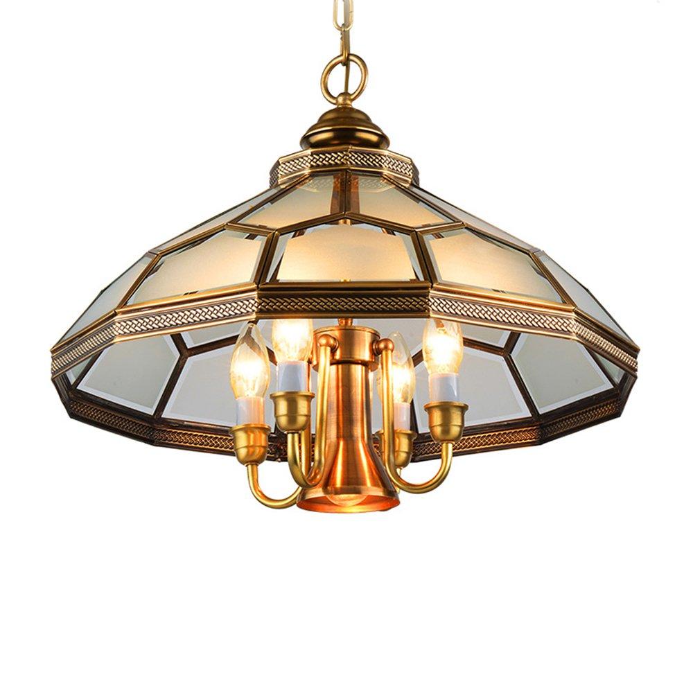 EME LIGHTING Decorative Pendant Light (EOD-14105-530) Brass Chandelier image92