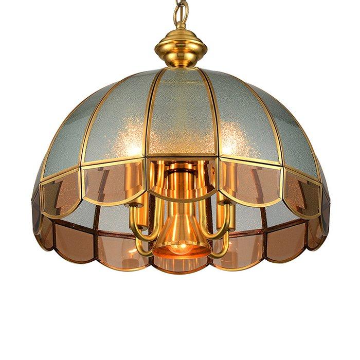 EME LIGHTING Copper Pendant Light (EOD-14107-440) Brass Chandelier image91