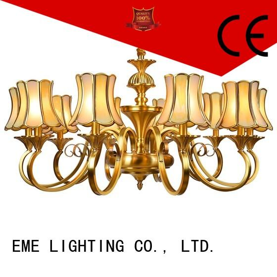 Quality EME LIGHTING Brand decorative chandeliers chinese american