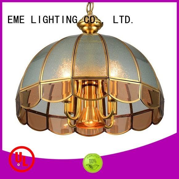 decorative chandeliers american antique moroccan EME LIGHTING Brand antique brass chandelier