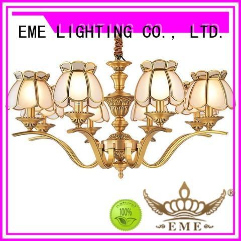 decorative chandeliers led EME chandelier EME LIGHTING Brand company