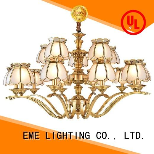 copper decorative chandeliers chandeliers EME LIGHTING company