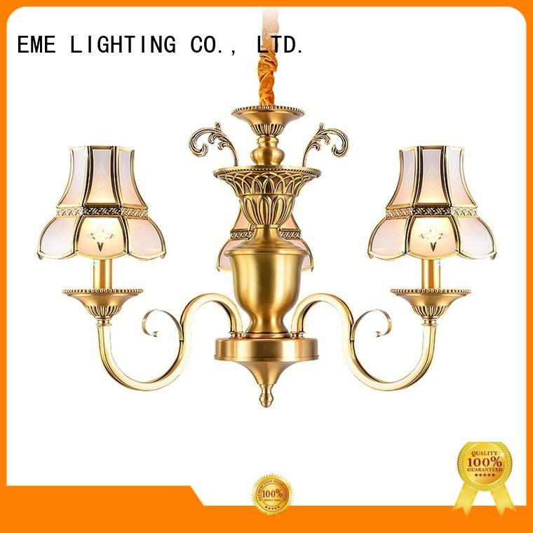 decorative chandeliers tiffany hanging Warranty EME LIGHTING