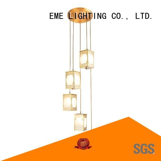 pendant hanging brass ceiling lights EME LIGHTING Brand