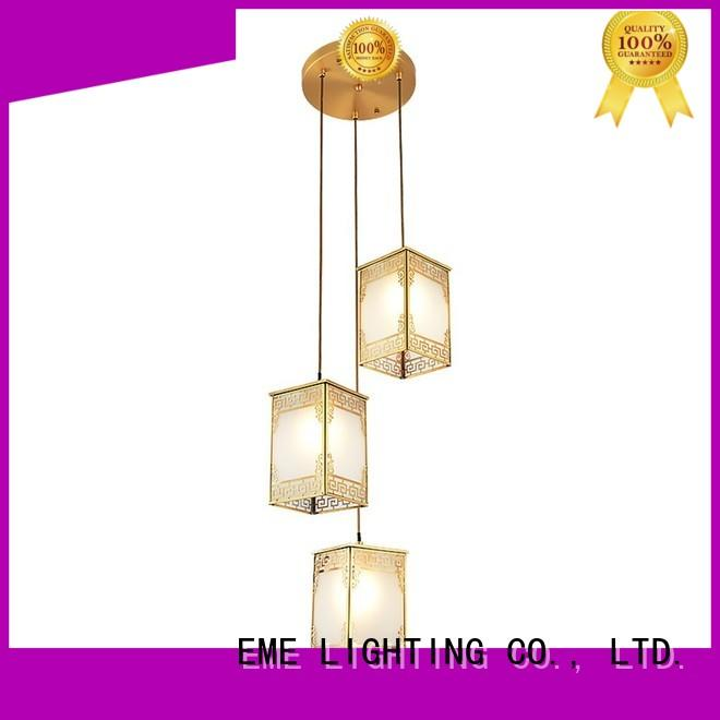 brass light pendant EME LIGHTING Brand brass ceiling lights