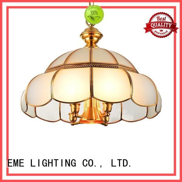 EME LIGHTING Brand european hotel light custom decorative chandeliers
