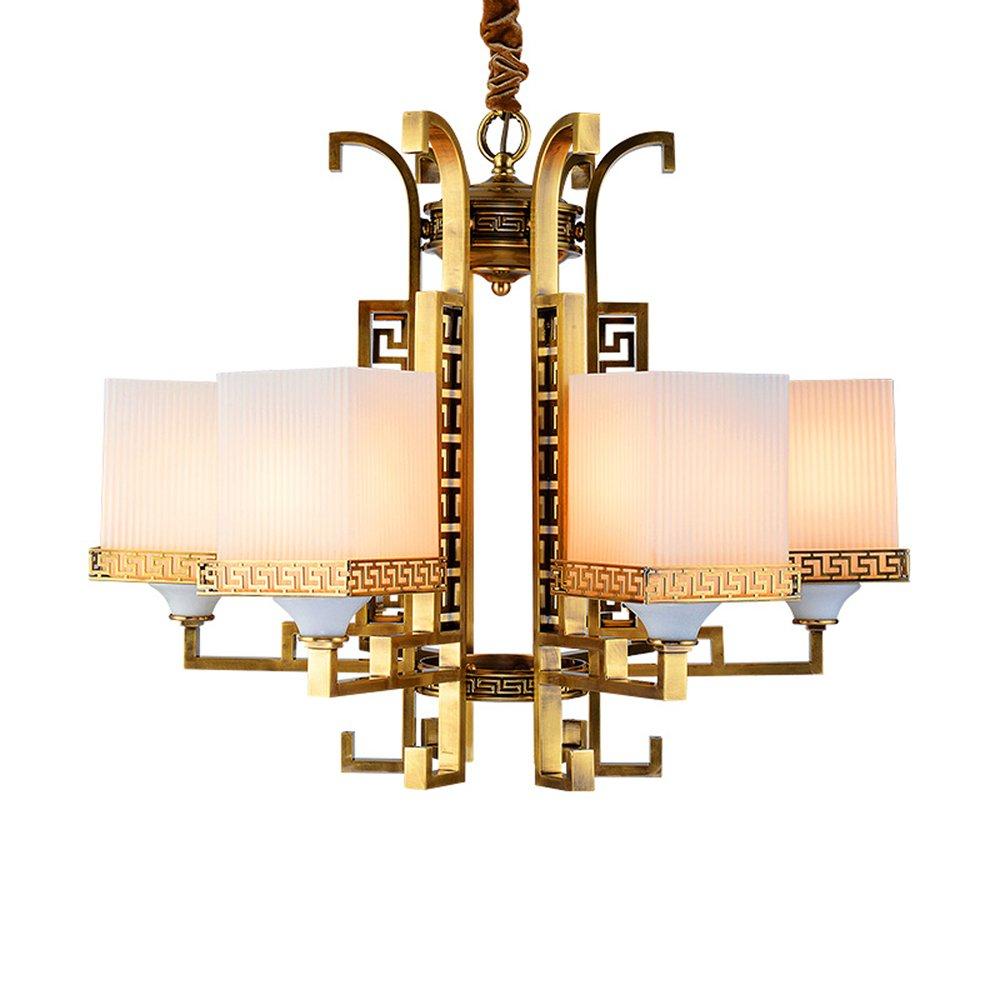 EME LIGHTING Hotel Chandeliers (EYD-14209-6) Brass Chandelier image82