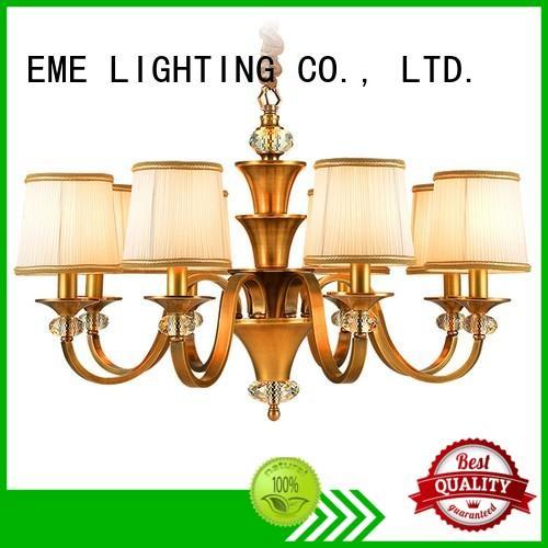 EME LIGHTING Brand unique vintage contemporary decorative chandeliers