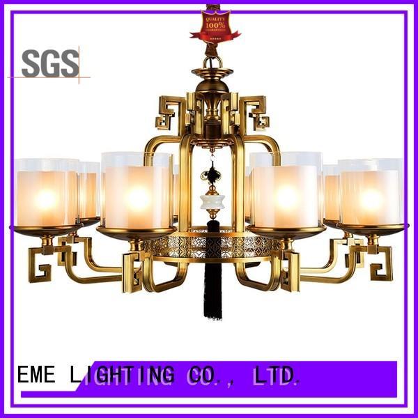 Quality EME LIGHTING Brand decorative chandeliers hanging