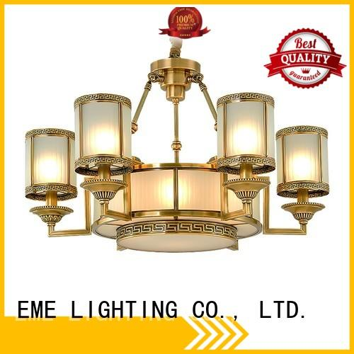 hotel dining room moroccan antique brass chandelier EME LIGHTING Brand company