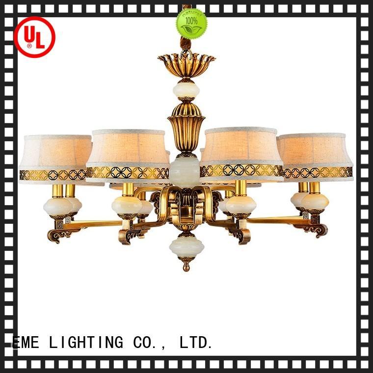 large antique brass chandelier lights EME LIGHTING company
