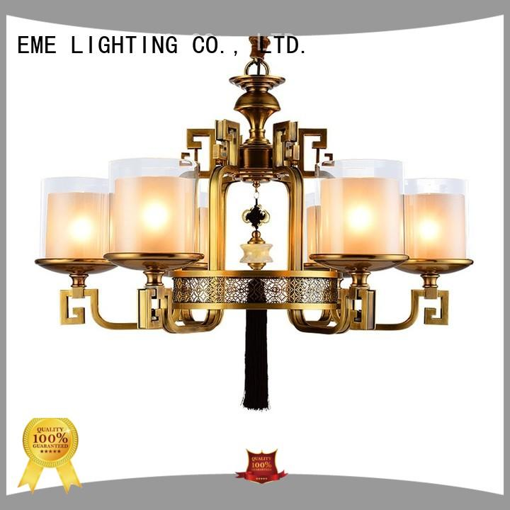 chinese decorative chandeliers led EME LIGHTING company