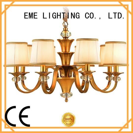 EME LIGHTING Brand EME elegant large custom decorative chandeliers