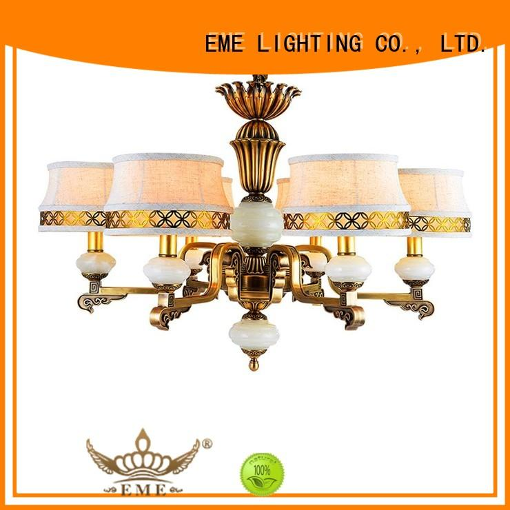 hanging lighting light EME LIGHTING Brand decorative chandeliers factory