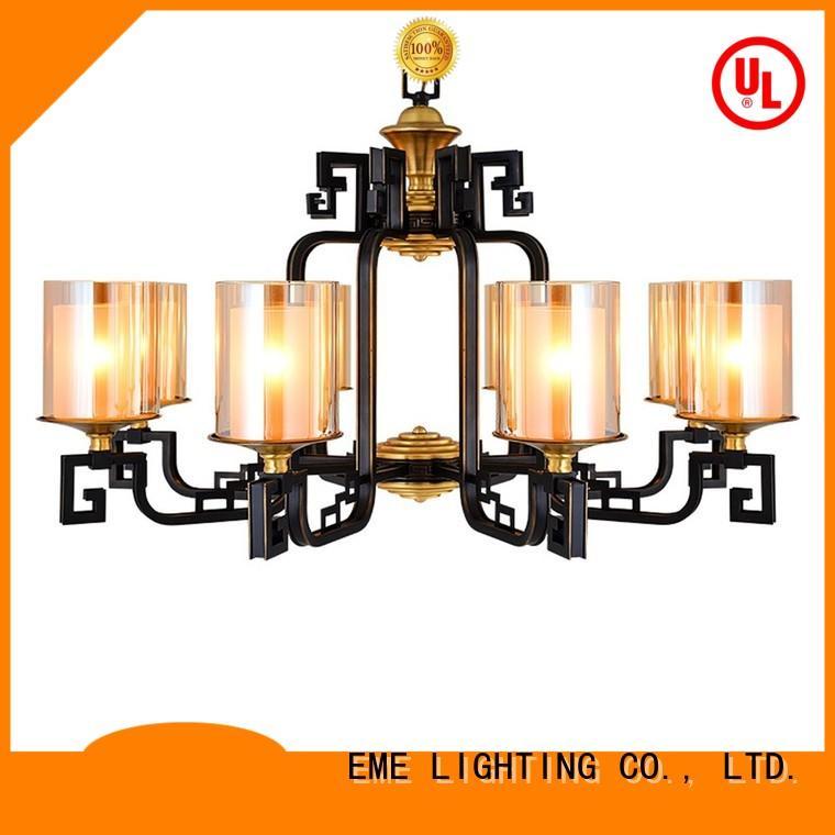 light restaurant EME LIGHTING Brand decorative chandeliers factory