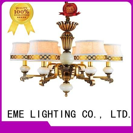 EME LIGHTING Brand country big decorative chandeliers hanging