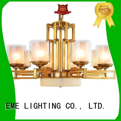 restaurant vintage luxury EME LIGHTING Brand decorative chandeliers factory