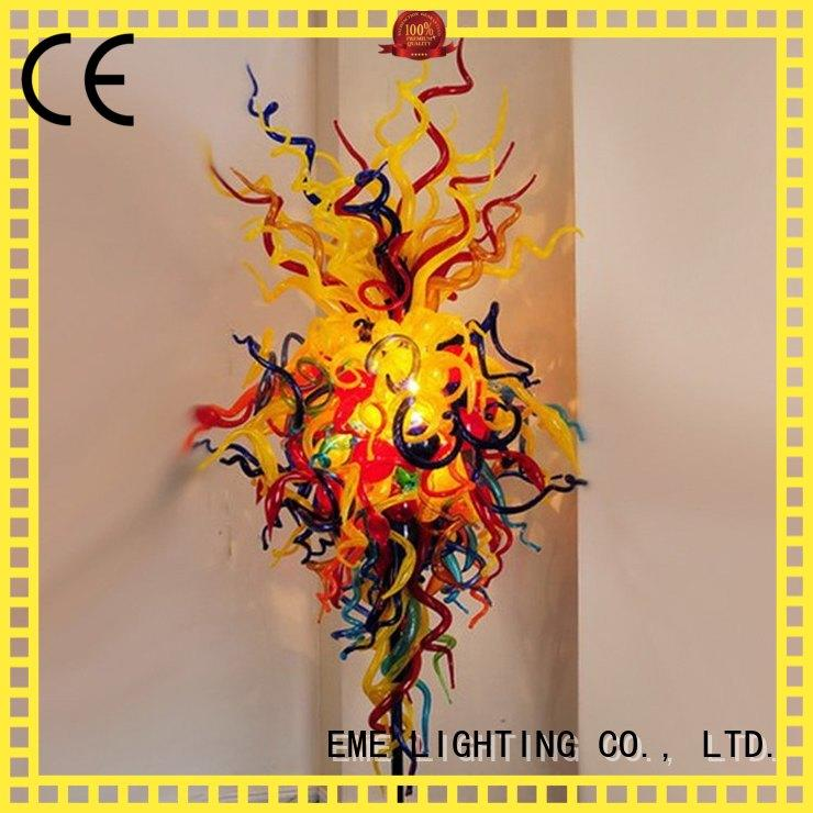 EME LIGHTING modern restaurant lighting design starfish heart for hobby