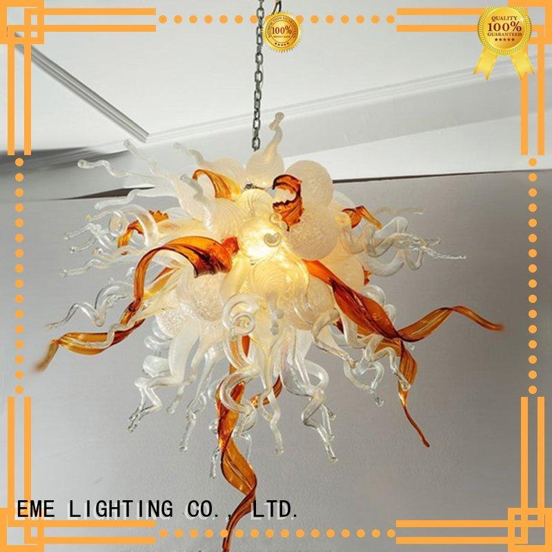 EME LIGHTING modern decorative pendant light pure white for hobby