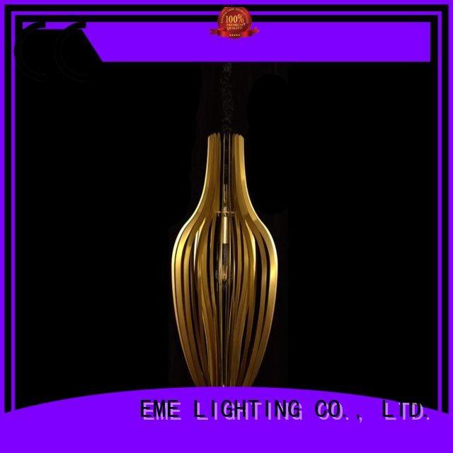 EME LIGHTING hanging hotel floor lamps free sample for restaurant