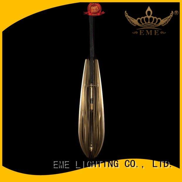 EME LIGHTING hanging modern floor standing lamps free sample for restaurant