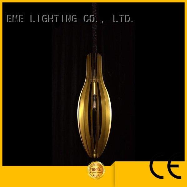 copper hotel floor lamps hanging for indoor decoration EME LIGHTING