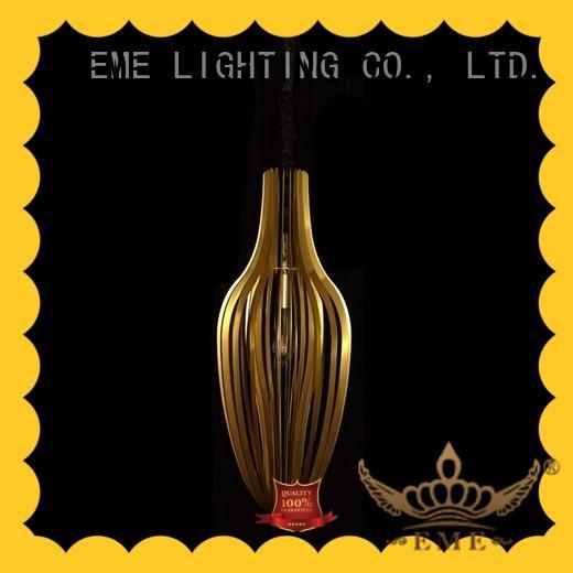 copper hotel floor lamps top brand for indoor decoration EME LIGHTING