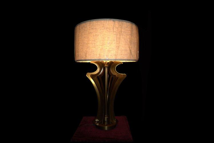 Decorative Table Lamp (D420*H700)