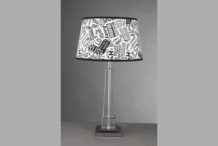 American Style Table Light (EMT-028)