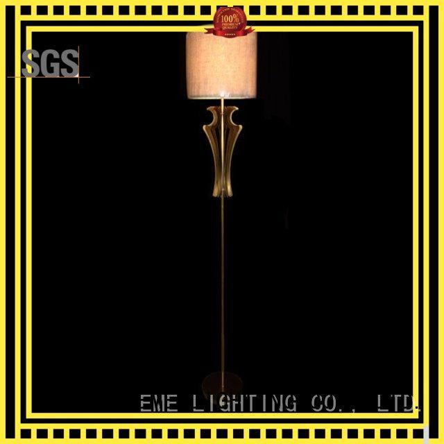 EME LIGHTING European style best modern floor lamps ODM for indoor decoration