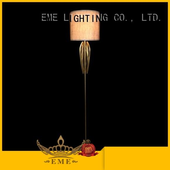 EME LIGHTING fashion modern floor standing lamps ODM for indoor decoration