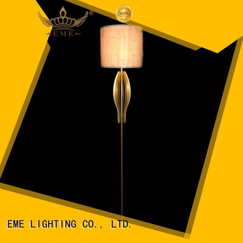 EME LIGHTING vase shape hotel floor lamps top brand for restaurant