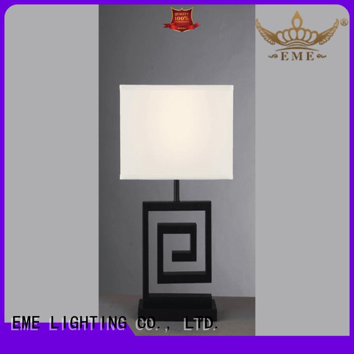 EME LIGHTING vintage glass table lamps for living room bulk production for study