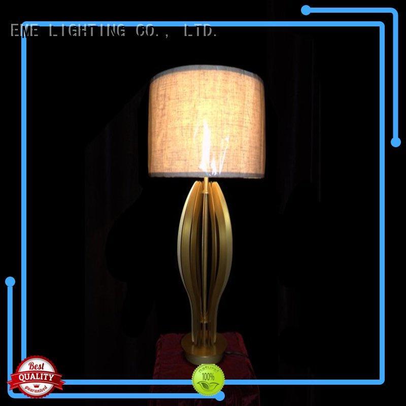 EME LIGHTING modern hotel floor lamps copper for restaurant