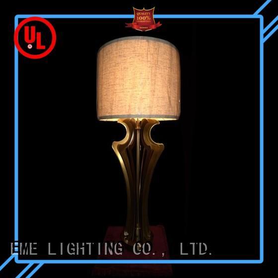 EME LIGHTING European style hotel floor lamps ODM for indoor decoration
